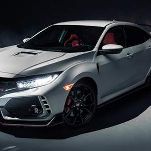 New Honda Civic Type-R