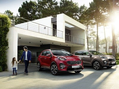 Sportage Monthly Finance