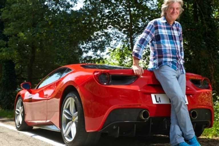 JAMES MAY'S 10 COOLEST CARS