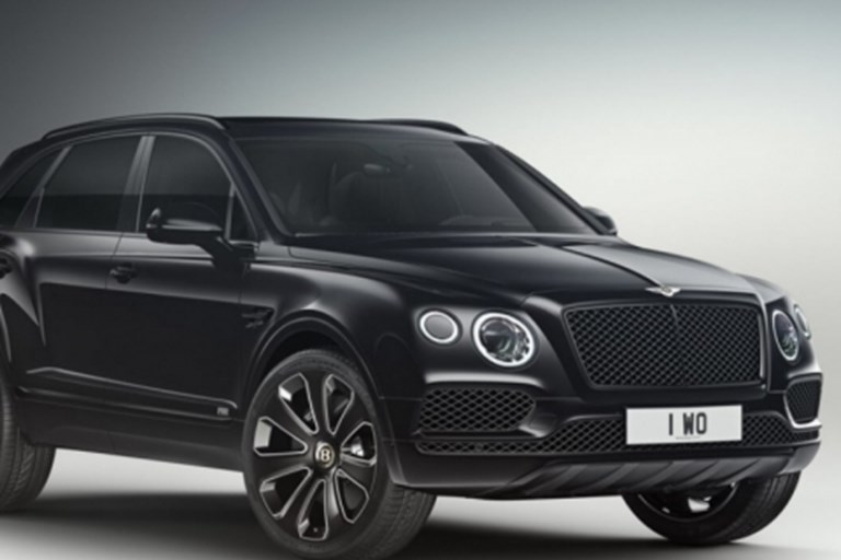 BENTLEY TO FOCUS ON DEVELOPING THE BENTAYGA, INSTEAD OF RELEASING MORE SUV MODELS