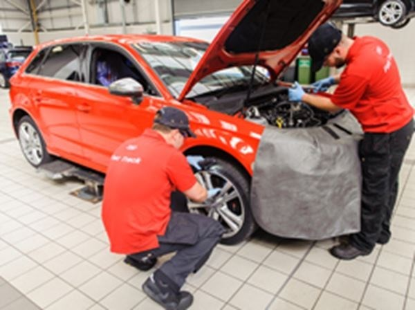 Audi Complete Plan for vehicles up to 12 months old