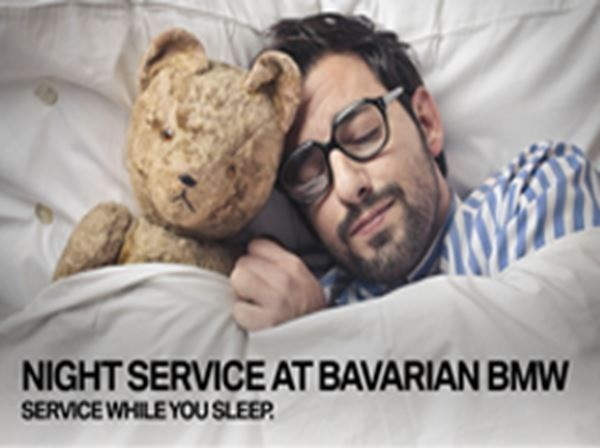 Night Service at Bavarian