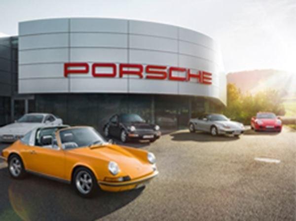 Porsche Classic Philosophy