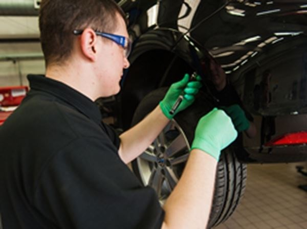 Free Brake Fluid change with every Service Plan worth £49
