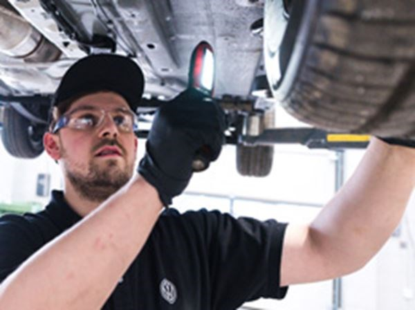 Brake Pad Replacement from £115 + VAT