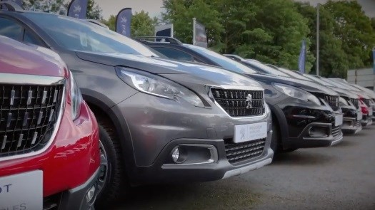 Incredible Used Car Event at Startin Peugeot Redditch!