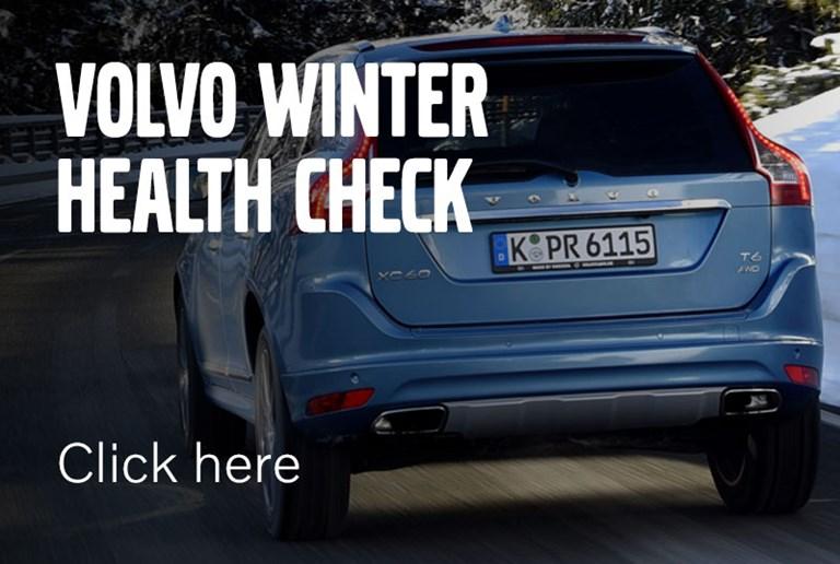 Volvo Winter Safety Check