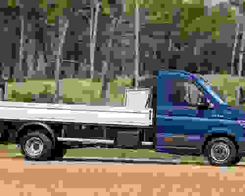 TGE Chassis Cab