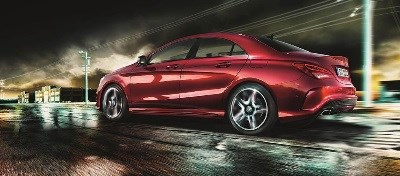 Mercedes-Benz CLA Business Offers Coming Soon