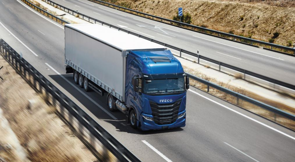 IVECO S-WAY launch campaign wins two major awards