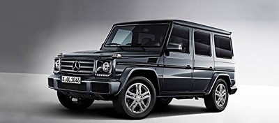 G-Class Offers Coming Soon