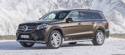 Mercedes-Benz GLS Business Offers Coming Soon
