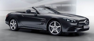 Mercedes-Benz SL Offers Coming Soon