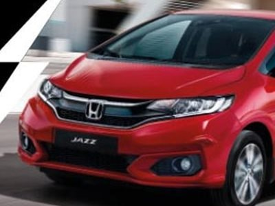 Latest Offer- Honda Jazz 0% Event £500 Deposit £199 per month