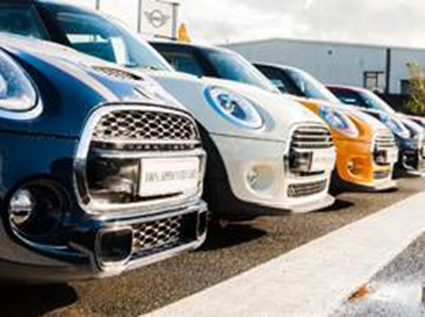 MINI Used Car Offers Coming Soon
