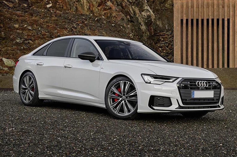 Audi A6 55 TFSI e Saloon plug in hybrid