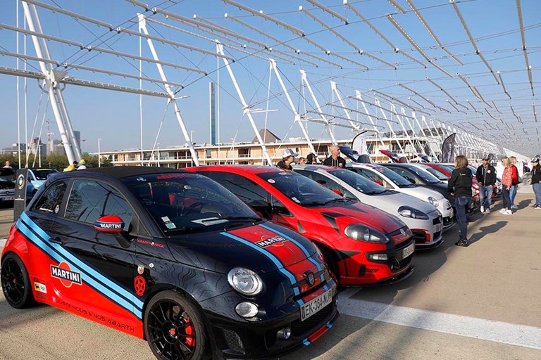 Abarth Day 2019: Over 5,000 Scorpion Fans in Milan to Celebrate the 70th Anniversary