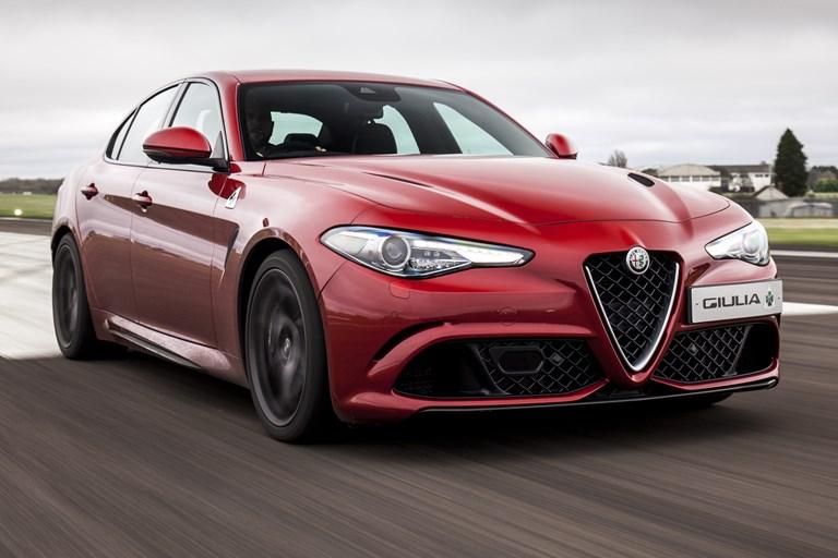 Alfa Romeo Giulia Quadrifoglio Tops Performance Car Category at What Car? Used Car of the Year Awards 2019