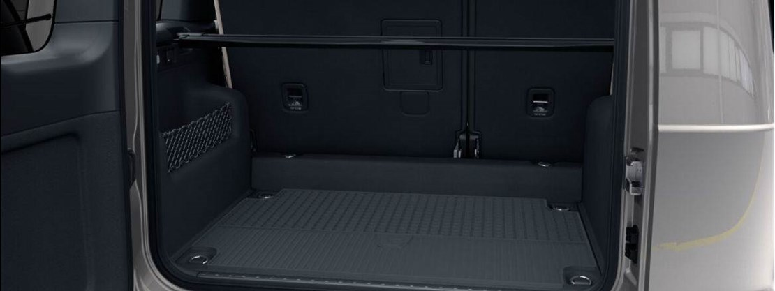G Class Boot Space
