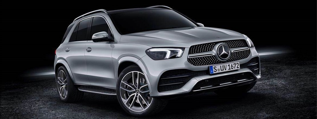 GLE Front View