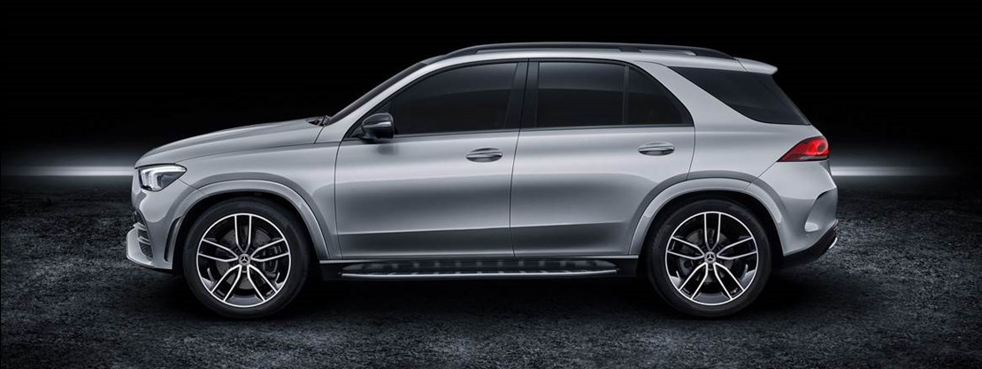GLE Side View