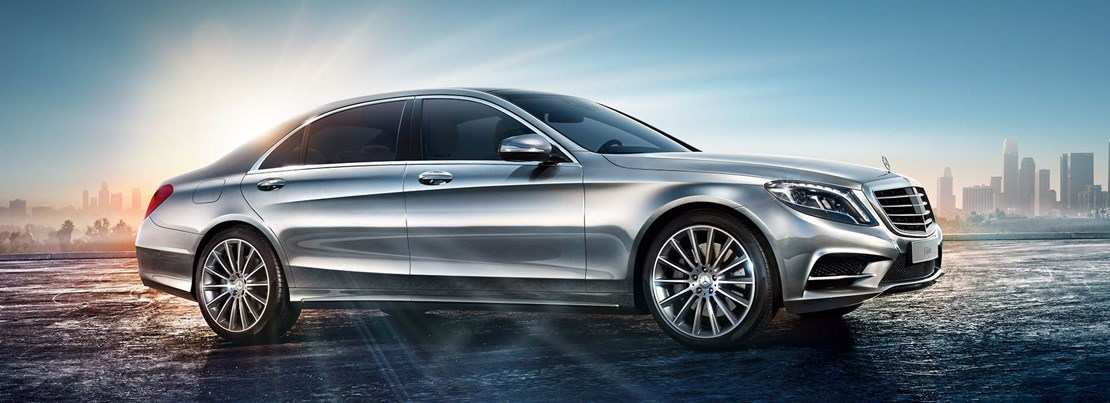 S Class Side View