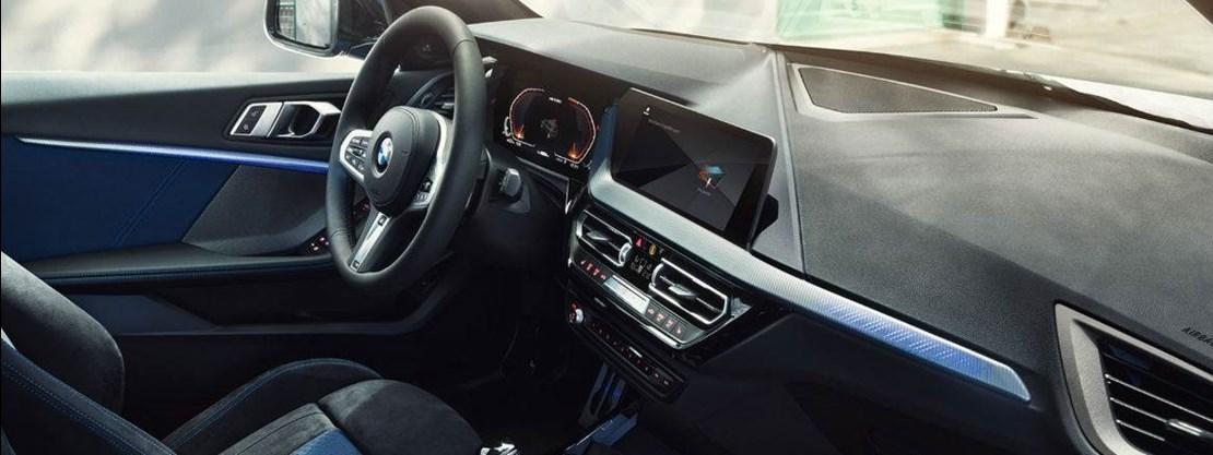 BMW 1 Series Hatch Dashboard