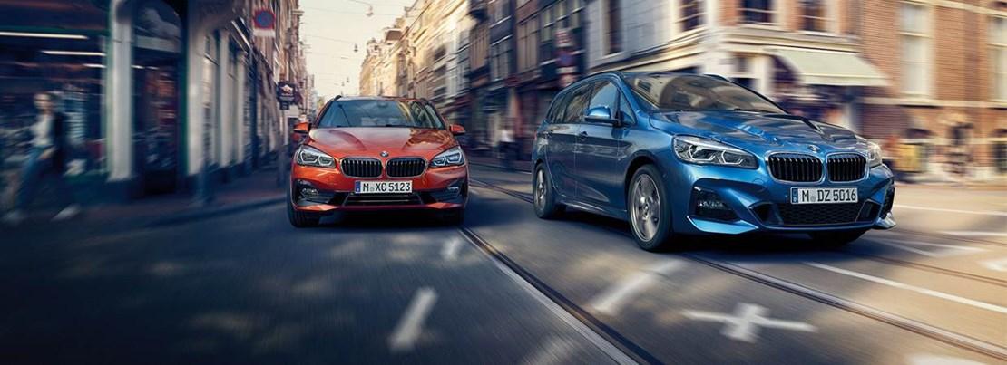 BMW 2 Series Coupé and Gran Tourer