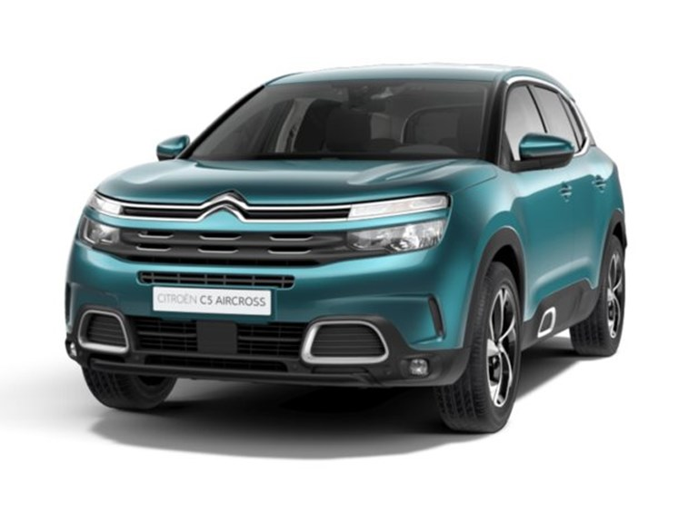 Citroen C5 Aircross PureTech Hybrid 180 manual Flair