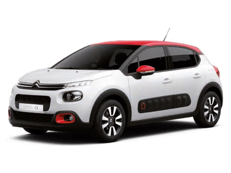 Citroen C3 PureTech 83 S&S Flair Plus 5dr