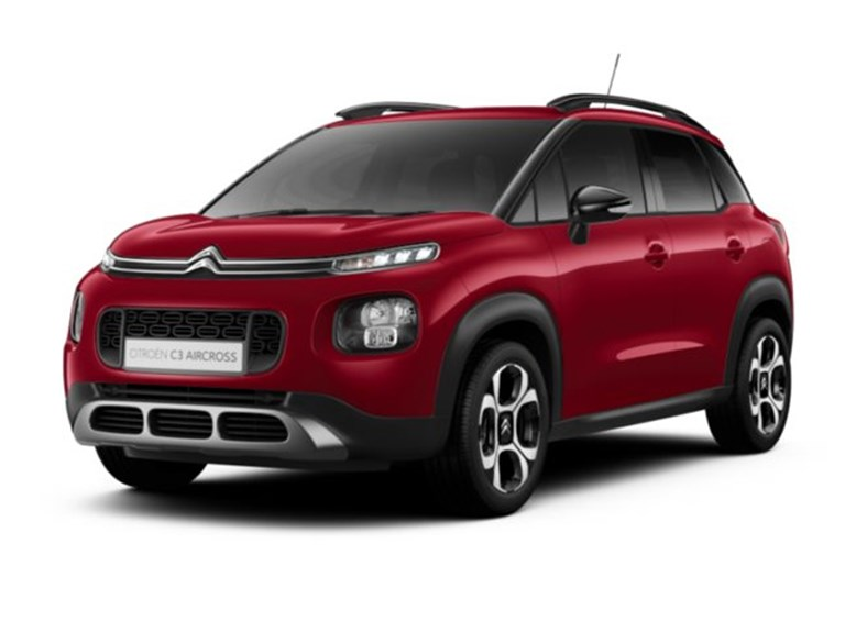 Citroen C3 Aircross - Driving School Offer