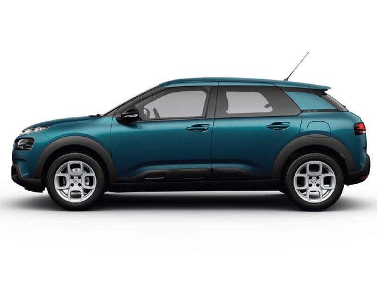 Citroen C4 Cactus PureTech 110 6 speed Feel 5dr