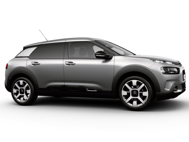 Citroen C4 Cactus PureTech 100 S&S 6 speed Flair 5dr