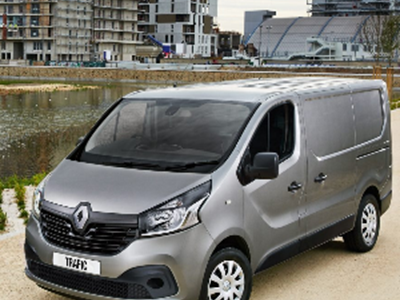 Latest Offer Trafic Van – Startin Renault
