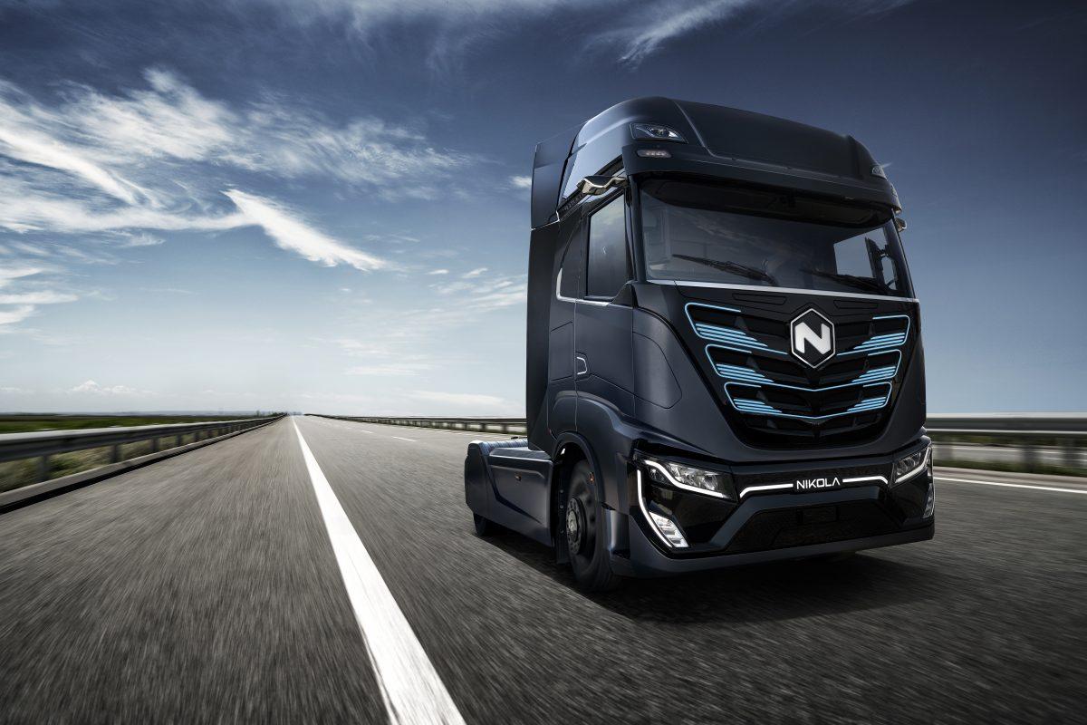 IVECO, FPT Industrial and Nikola Corporation unveil the Nikola TRE