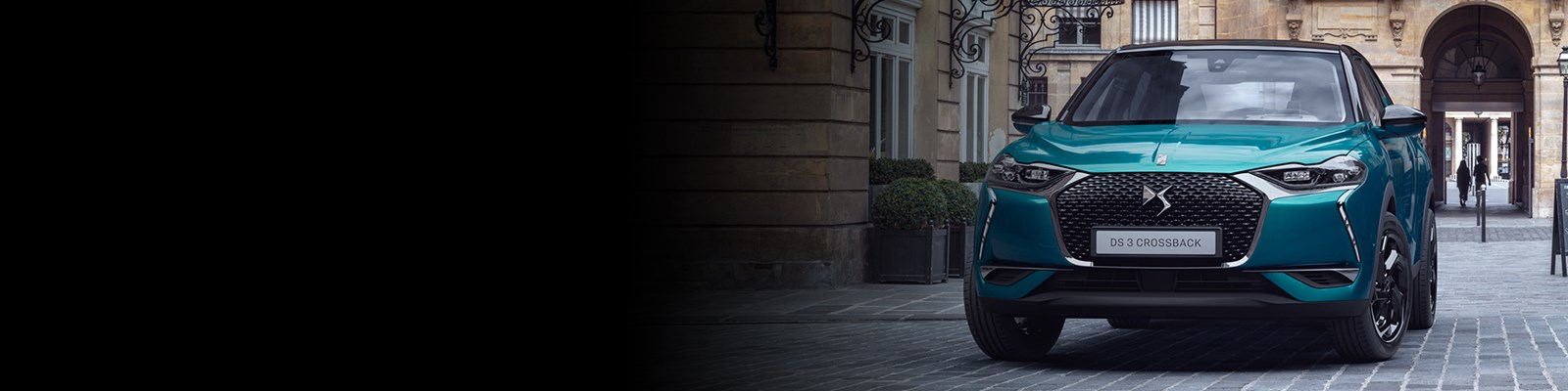 DS3 Crossback<br> From £249 per month