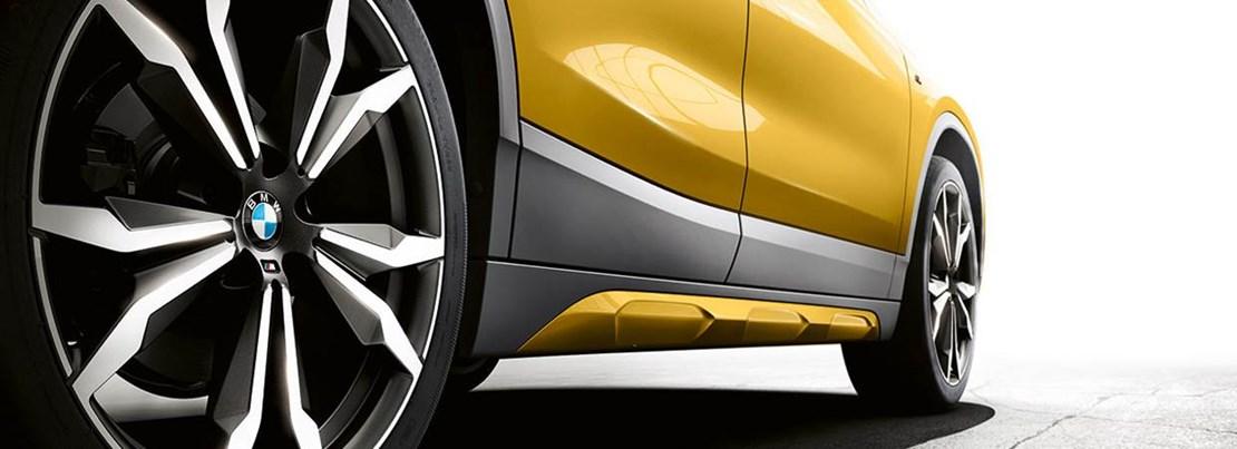 BMW X2 Alloys