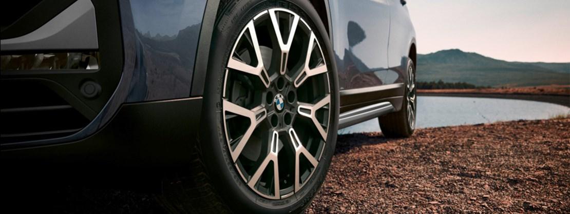 BMW X1 Alloys