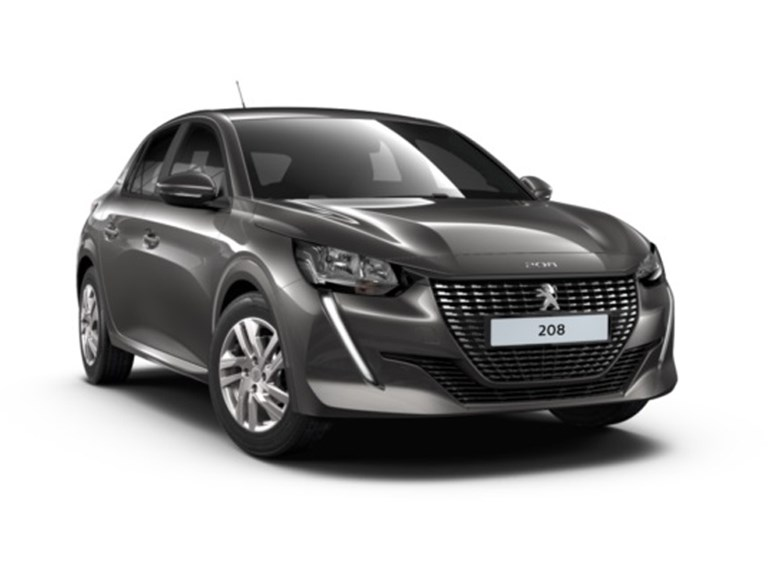 Peugeot All-New 208 PureTech 75 S&S Active
