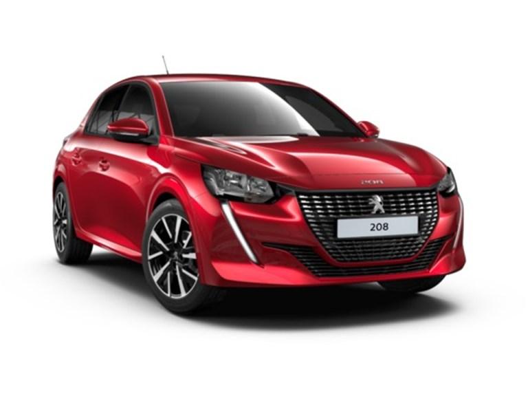 Peugeot All-New 208