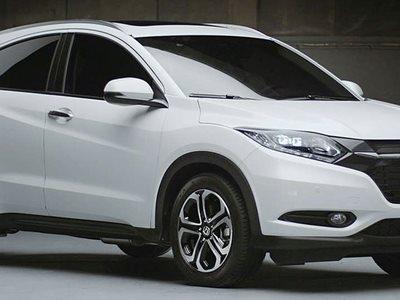 Honda HR-V Business Lease Offer