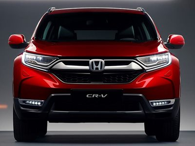 Business Lease Offer- All New Honda CR-V from £239.99 plus VAT per month