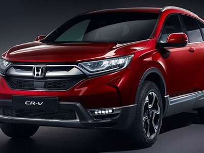 Business Lease Offer- All New Honda CR-V Hybrid from £296.77 plus VAT per month