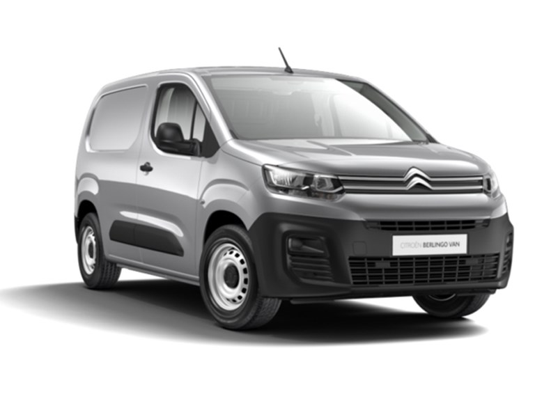 New Berlingo Van From