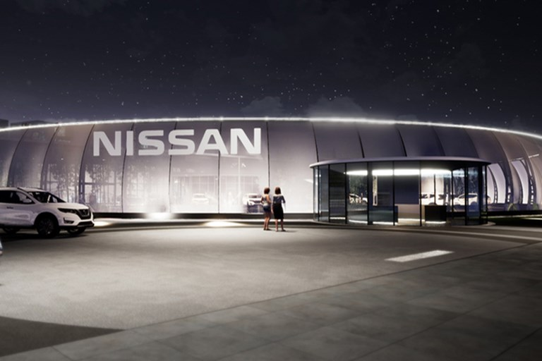 Nissan to Showcase Vision for Mobility at New Venue Opening in 2020