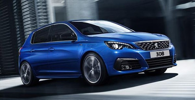 Peugeot 308 Hatchback Motability Offers