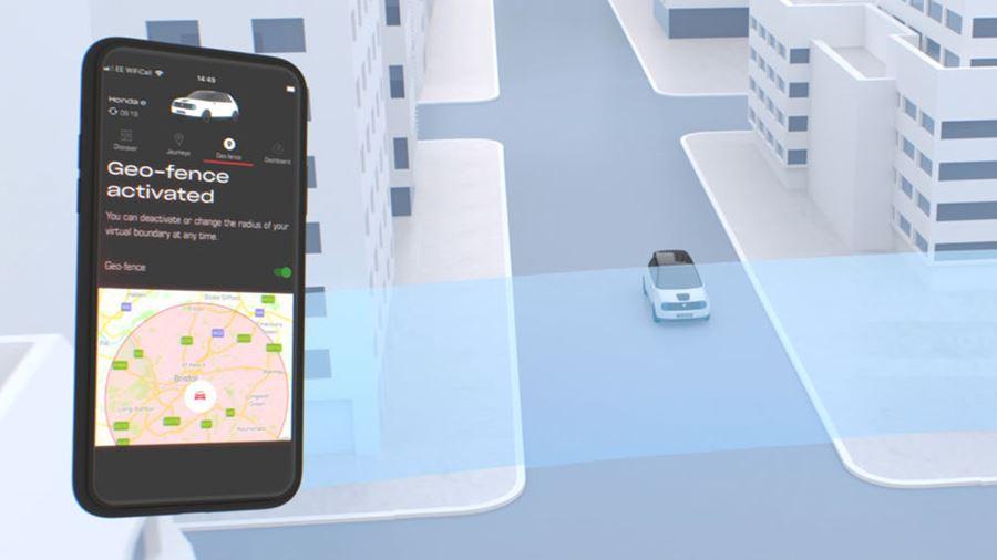 My Honda+ mobile phone app