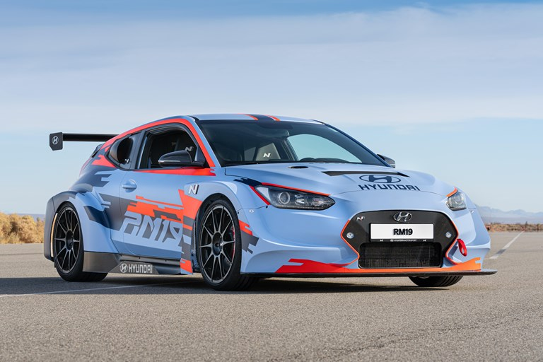 Hyundai N Brand Reveals All-New RM19 Sports Car Prototype