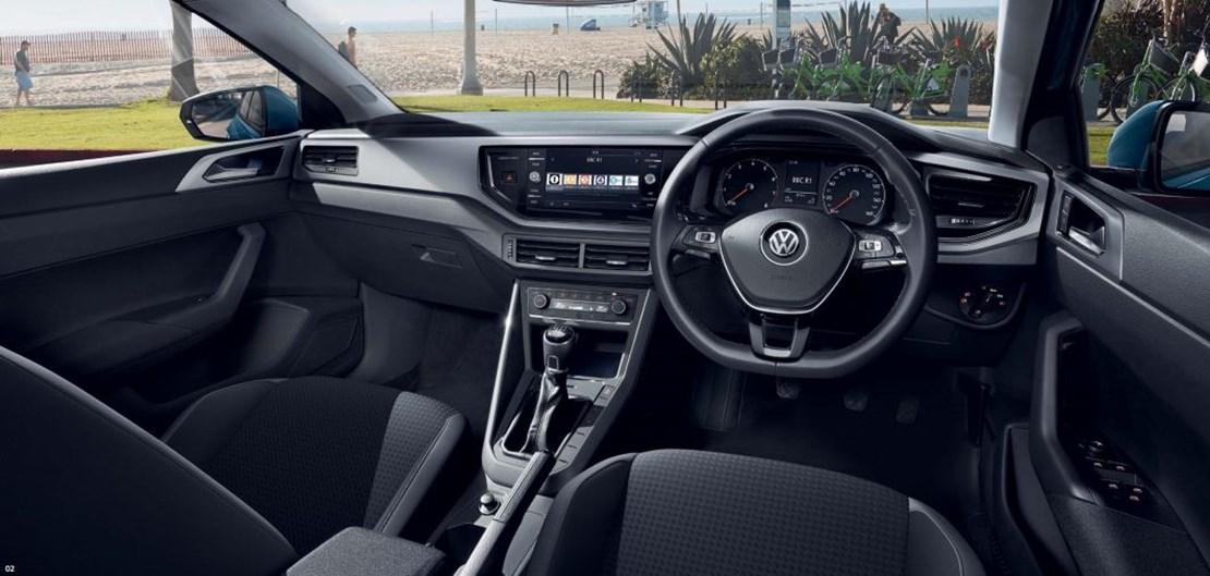 Volkswagen Polo SE Interior View