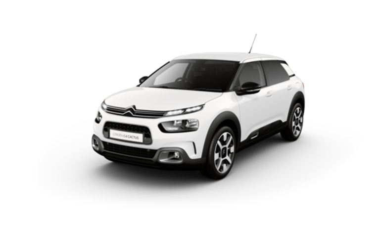 Citroen C4 Cactus Hatch Flair BlueHDi 100 manual Business Offer